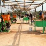 Мини завод в Африке
