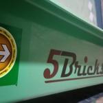 Все оборудование имеет логотип нашей компании