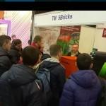 Участие в международной выставке Киев Экспо 2017